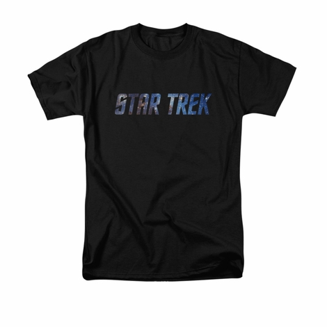 Star Trek Space Logo T Shirt
