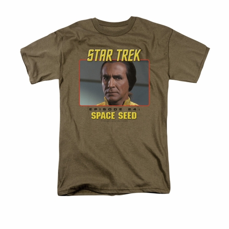 Star Trek Space Seed T Shirt