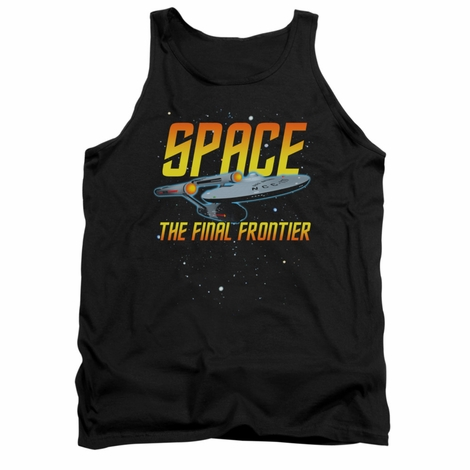Star Trek Space Tank Top