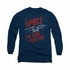 Star Trek Space Travel Long Sleeve T Shirt