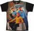 Star Trek Space Trio BB Sublimated T-Shirt