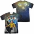 Star Trek Space Trio FB Sublimated T Shirt