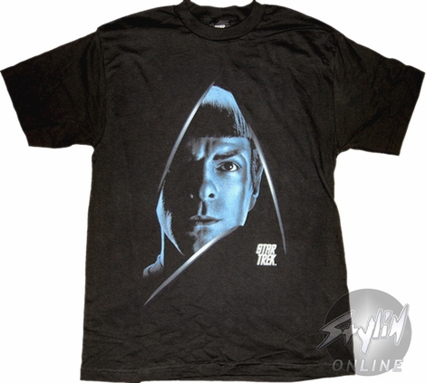 Star Trek Spock Color T-Shirt