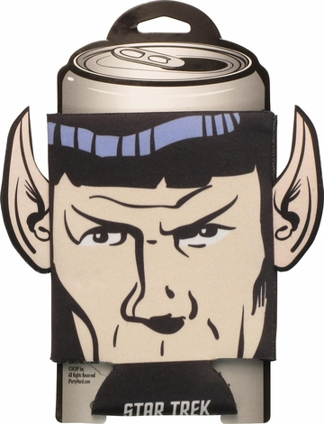 Star Trek Spock Ears Can Holder