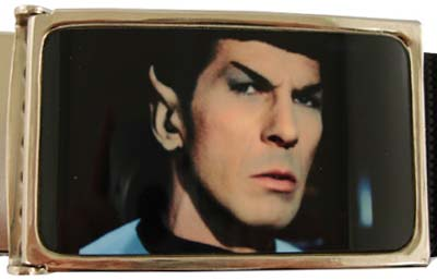 Star Trek Spock Mesh Belt