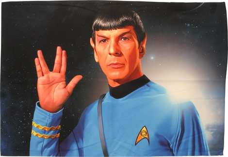 Image result for Star trek's Spock