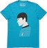 Star Trek Spock Stencil Profile T-Shirt
