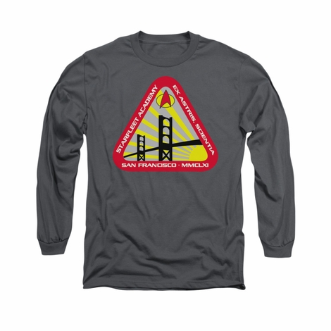 Star Trek Starfleet Academy Long Sleeve T Shirt