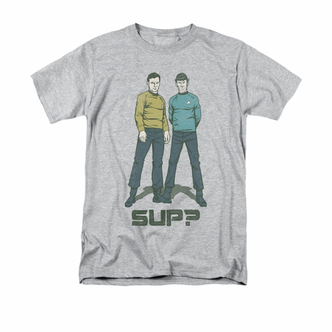 Star Trek Sup T Shirt