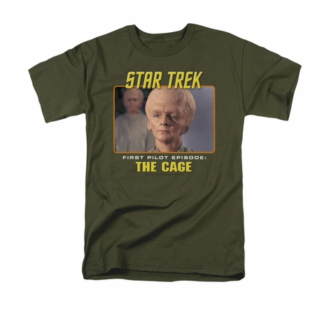 Star Trek The Cage T Shirt