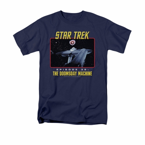 Star Trek The Doomsday Machine T Shirt