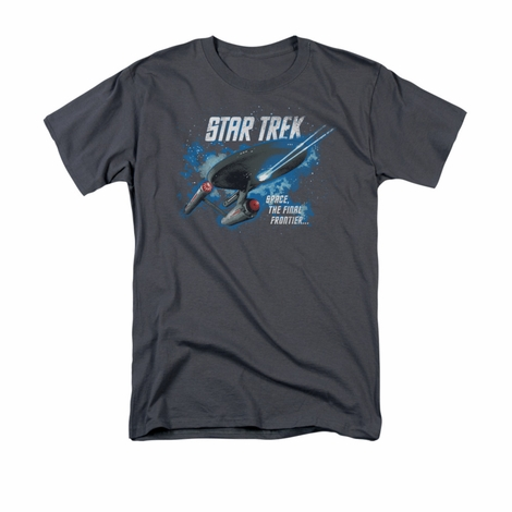 Star Trek The Final Frontier T Shirt