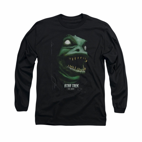 Star Trek The Gorn Long Sleeve T Shirt