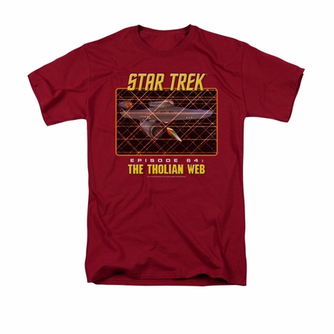 Star Trek The Tholian Web T Shirt