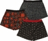 Star Trek TNG All Over 3 Pack Boxer Briefs Set