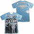Star Trek TNG Comic Cast FB Sublimated T Shirt