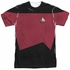 Star Trek TNG Command Sublimated T Shirt