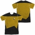 Star Trek TNG Engineering FB Sublimated T Shirt