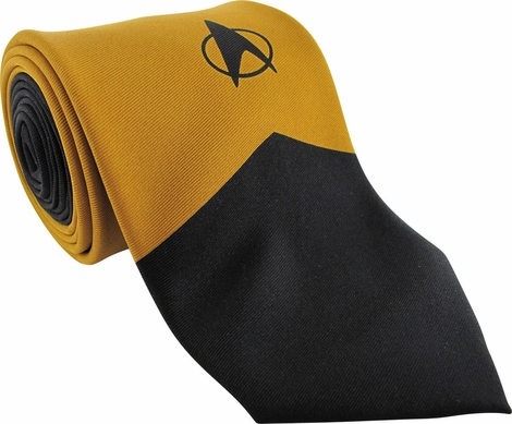 Star Trek TNG Engineering Mighty Fine Tie