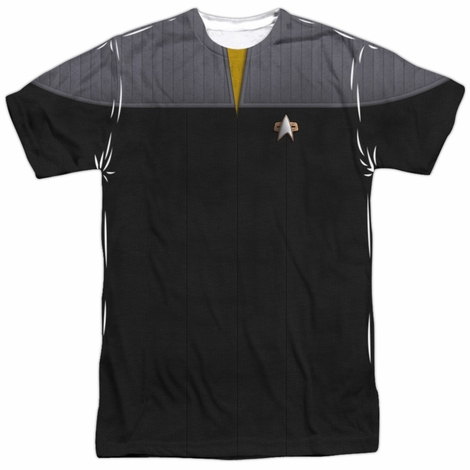 Star Trek TNG Film Engineer Sublimated T Shirt