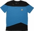 Star Trek TNG Sciences Mighty Fine T-Shirt Sheer