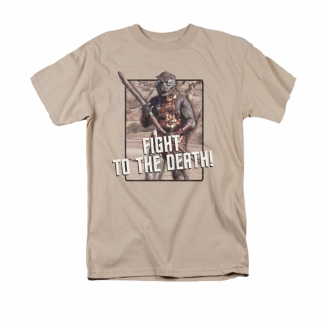 Star Trek To the Death T Shirt