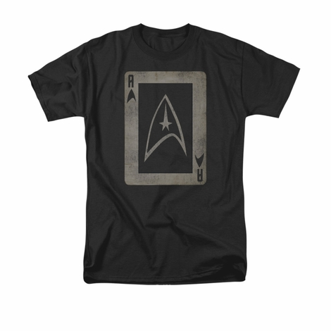 Star Trek TOS Ace T Shirt