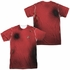 Star Trek TOS Dead Red FB Sublimated T Shirt