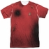 Star Trek TOS Dead Red Sublimated T Shirt