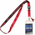 Star Trek TOS Enterprise Red Charm Lanyard