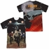 Star Trek TOS Running FB Sublimated T Shirt
