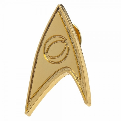 Star Trek TOS Science Insignia Pin