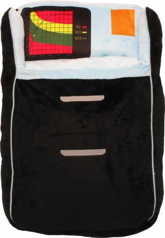 Star Trek TOS Tricorder Cushion Pillow