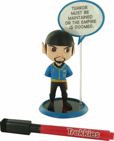 Star Trek Trekkies Mirror Spock Q-Pop Figurine