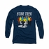 Star Trek Vector Crew Long Sleeve T Shirt