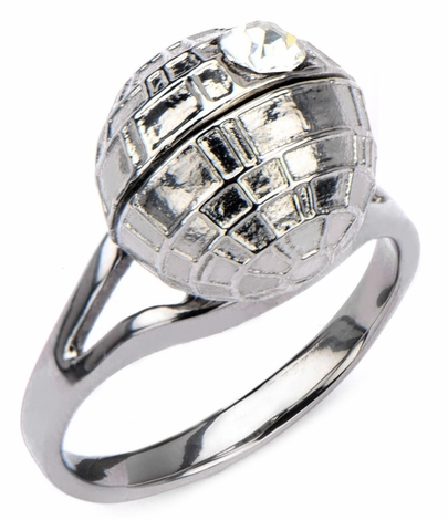 Star Wars 3D Death Star Ring