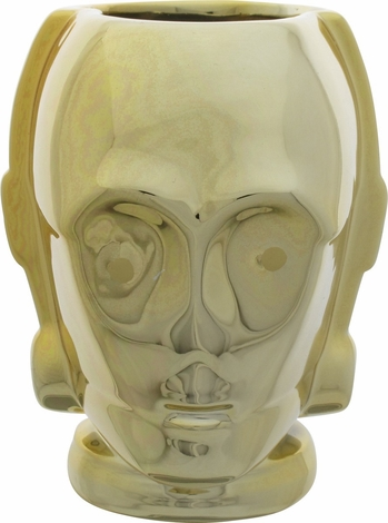 Star Wars C-3PO Head Sculpted Mug