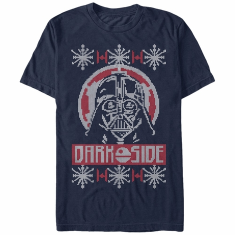 Star Wars Dark Knit Side T-Shirt