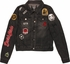 Star Wars Dark Side Patches Womens Denim Jacket