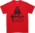 Star Wars Darth Vader #1 Dad T-Shirt
