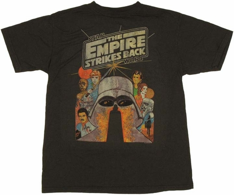Star Wars Empire T-Shirt Sheer