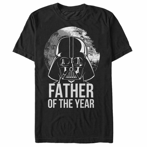 Star Wars Father of the Year T-Shirt
