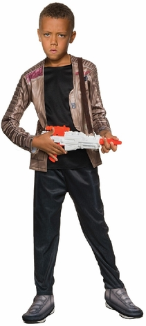 Star Wars Force Awakens Finn Deluxe Child Costume