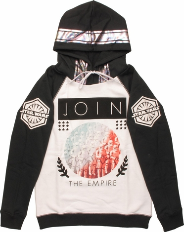 Star Wars Join the Empire Junior Hoodie