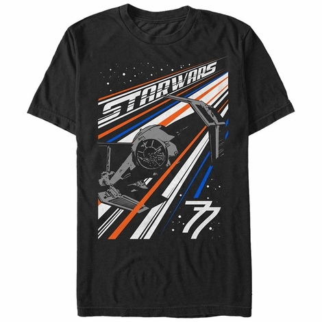 Star Wars Lined TIE T-Shirt