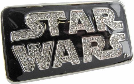 Star Wars Name Logo Bling Ring