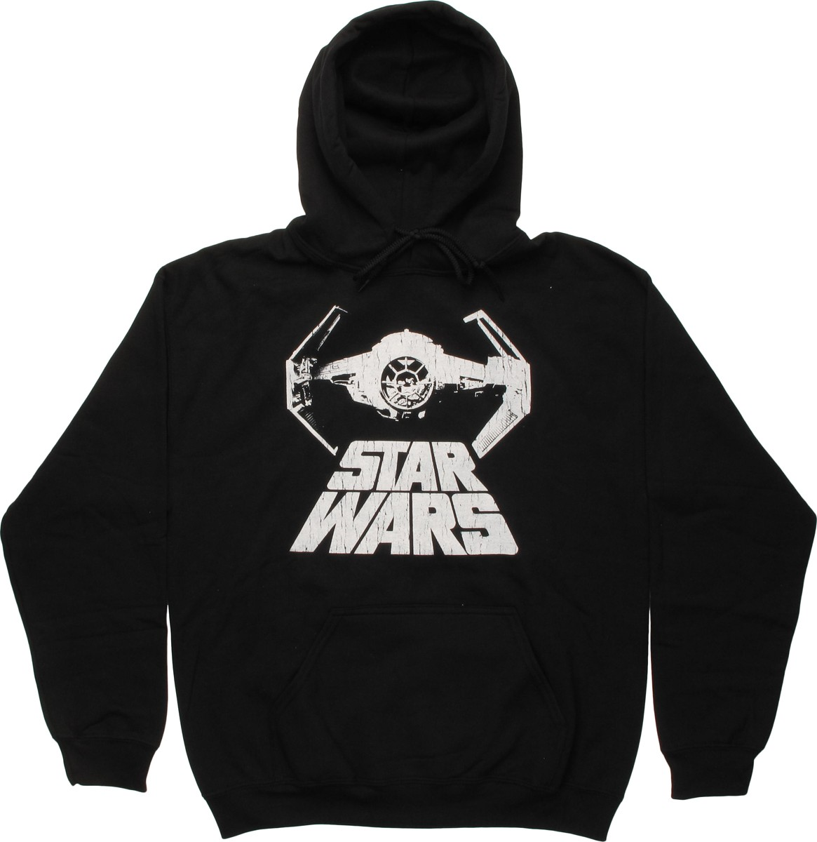 star wars name vader 39 s tie advance pullover hoodie. Black Bedroom Furniture Sets. Home Design Ideas