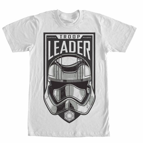 Star Wars Phasma Captain T-Shirt