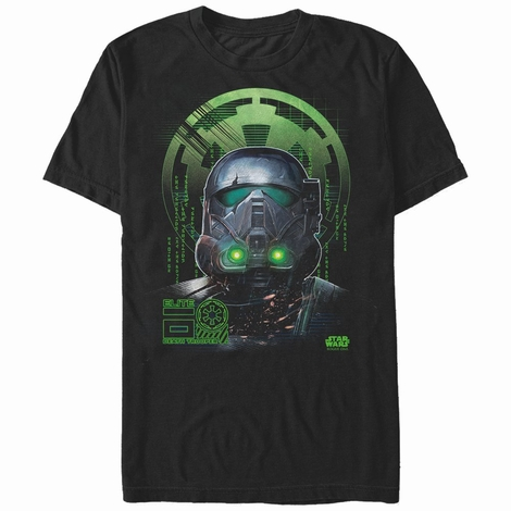 Star Wars Rogue One Death Knight T-Shirt