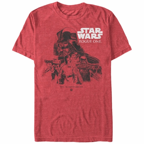 Star Wars Rogue One Empire Sketch T-Shirt